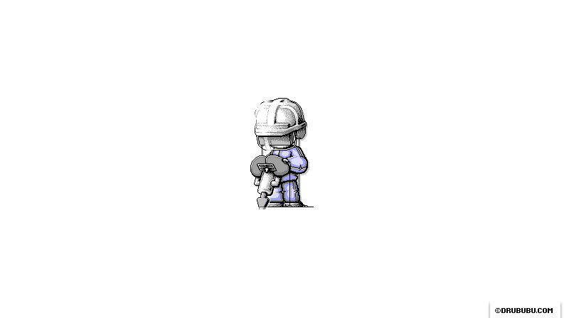 Pixel Art Character Design Step By Step Drububu S Pixel Art Tutorial